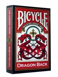 Bicycle Dragon Back - Draci
