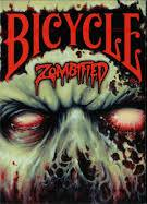 Bicycle Zombified - Zombie