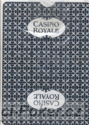 Carta Mundi 007 James Bond 007 Casino Royale