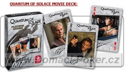 Carta Mundi 007 James Bond Quantum of Solace