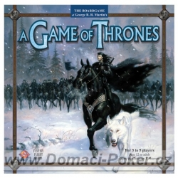 A Game Of Thrones - desková hra