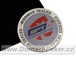 EPT Card Protector: Fournier Dealer