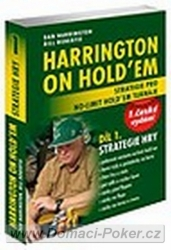 Dan Harrington: Harrington on Holdem 1 česky