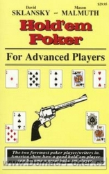 David Sklansky - Holdem Poker For Advanced Players - Anglicky