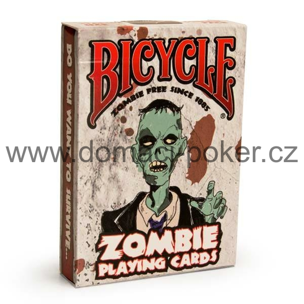 Bicycle Zombie - Zombíci