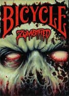 Bicycle Skull - Zombified - Zombie