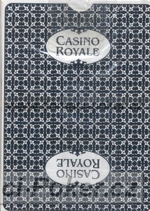 Carta Mundi - James Bond 007 Casino Royale