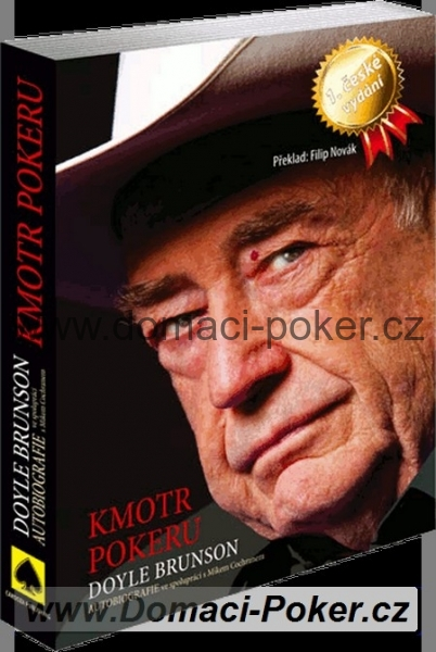 Doyle Brunson: Kmotr Pokeru (Godfather of poker) česky