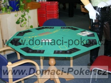 Poker Table Top - osmihran