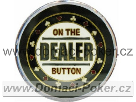 Card Protector On The Delaer Button