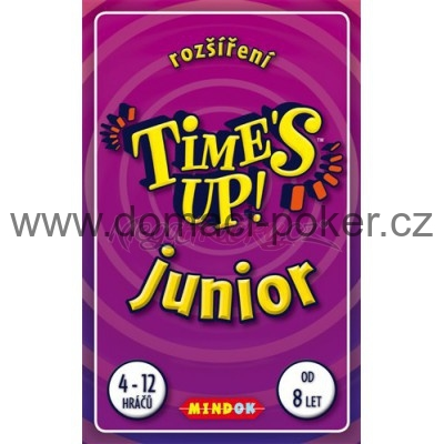 Times up! Junior