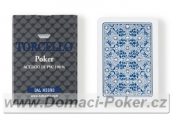 Dal Negro Torcello Poker index 4 rohy modré