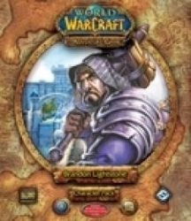 The World of Warcraft (WOW): The Adventure Game rozšíření - Character Pack Brandon Lightstone